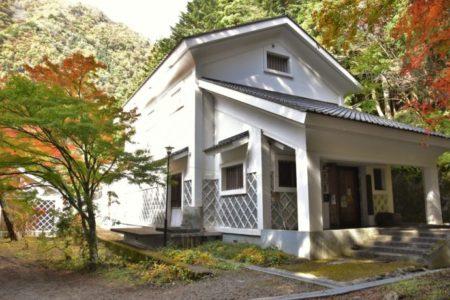 奈良田郷土資料館