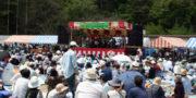 早川山菜まつり(5月3日開催)