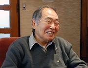旅館長 天野 清次さん