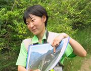 自然ガイド 戸田 美樹さん